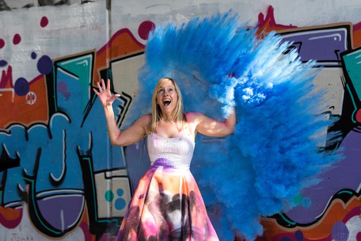 Elke - Trash the Dress