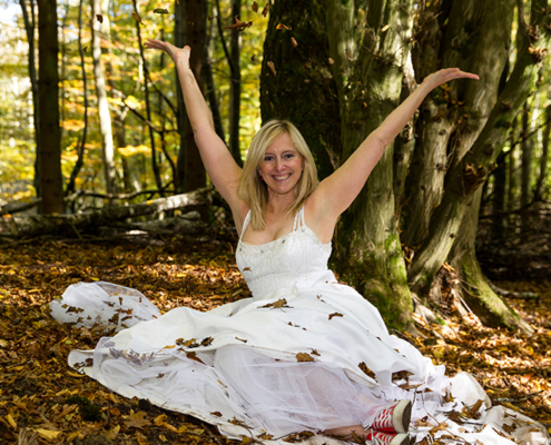 Elke - Trash the Dress